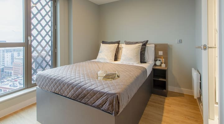 Handsome  Deluxe 2 Bed Apartment