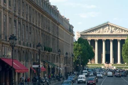 Beau studio Paris Madeleine - ปารีส - อพาร์ทเมนท์