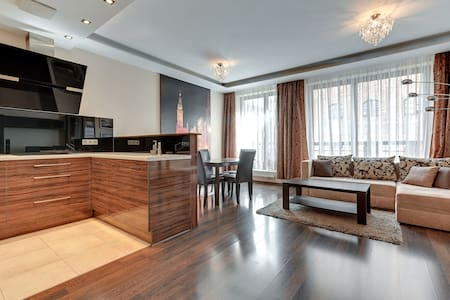 Charming&Bright - Luxury apartment Old Town -Sz6/5