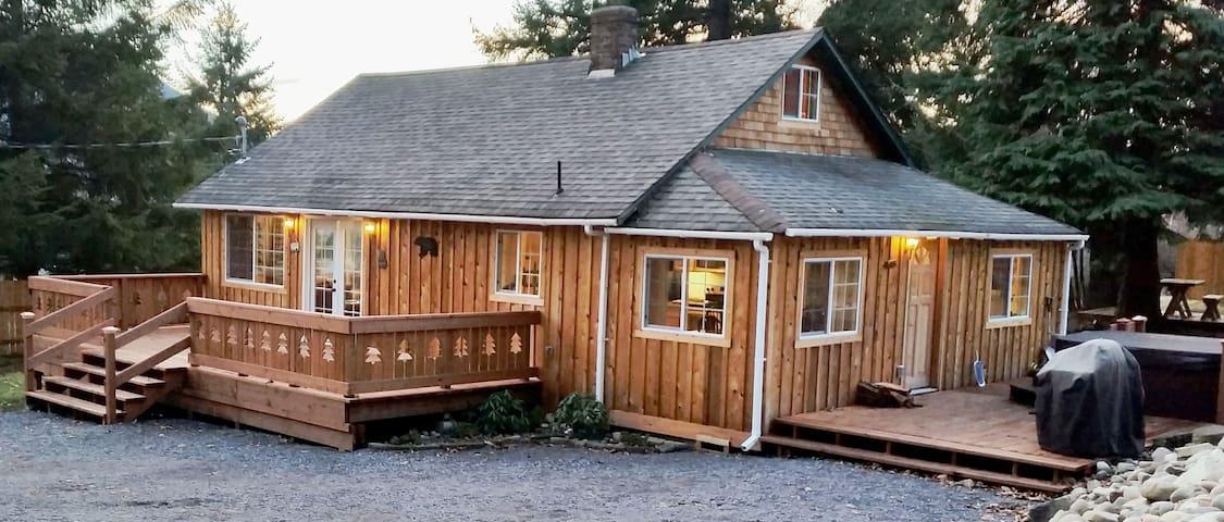 Indian Henry's Cabin - Ashford - Kisház