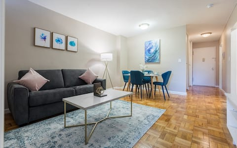 Cozy UES 2 Bed  w/ Laundry and Doorman #6131