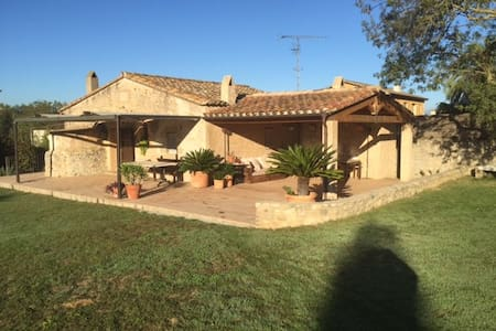 140€ Emporda Rural House, 12km away from the beach - Vilaür - Villa