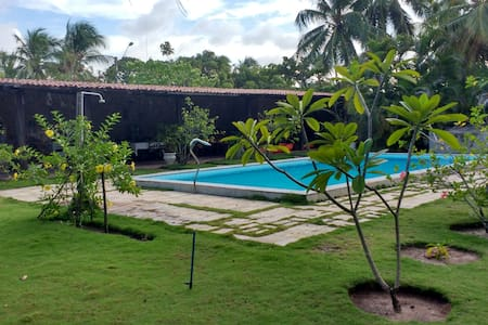 Site with Swimming Pool