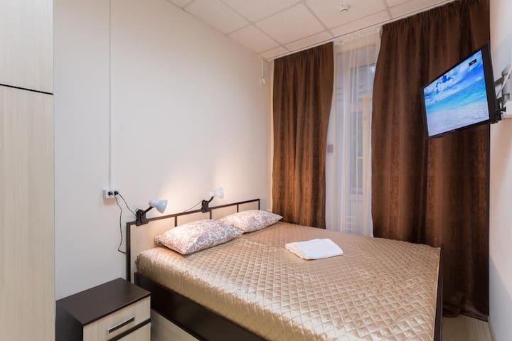 Улучшенная комната для двоих у Лефортово