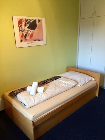 Hostel room in centre of Vysoke Tatry