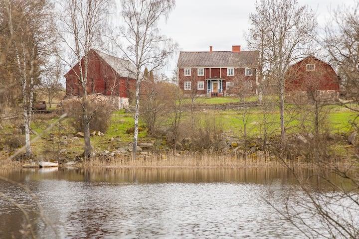 Naturskönt boende i Olofström