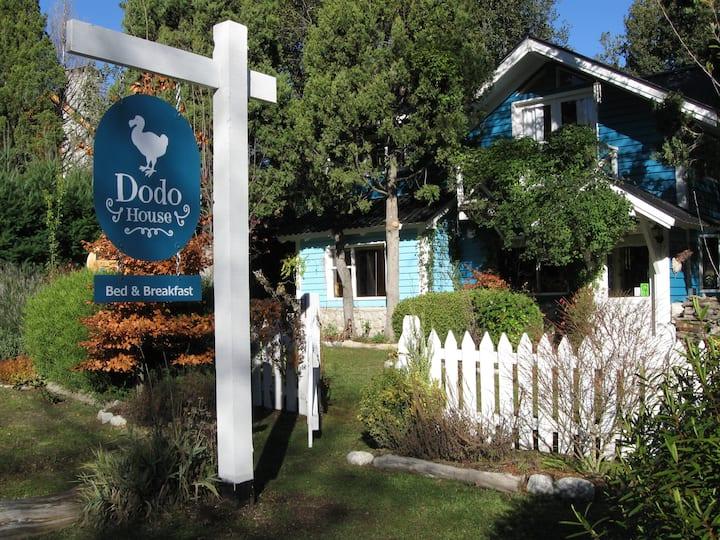 Habitación individual c/desayuno Dodo House B & B