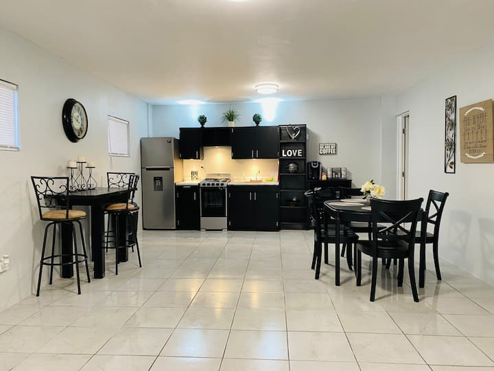 Nice and clean home few minutes  from beach