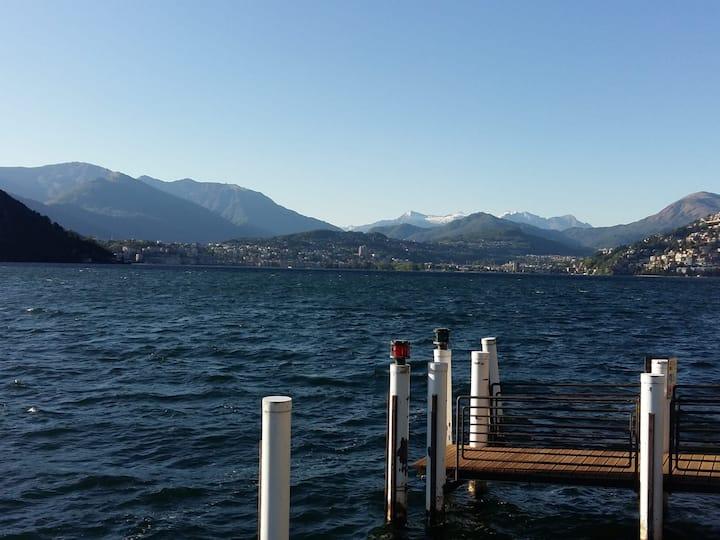 Anna's Home ☆ monolocale a due passi dal lago