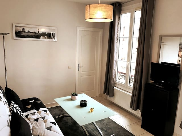 Charming apartment near Bercy