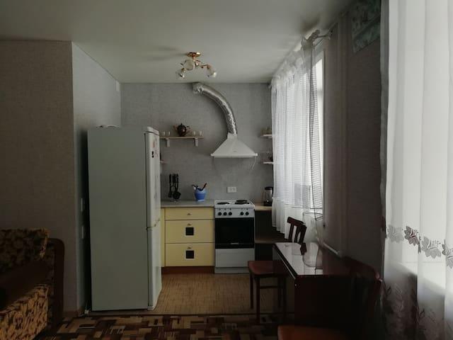 Квартира в пгт Шерегеш