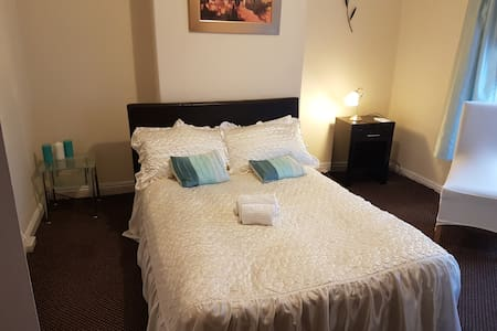 Double en-suite near University Campus - Crewe
