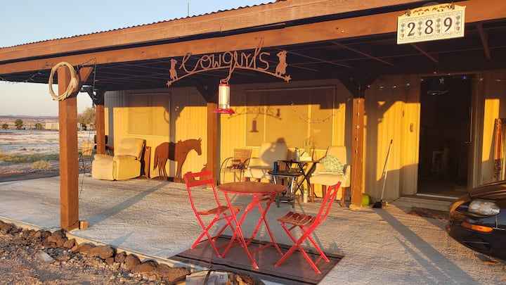 Cowgirls Ranch / Private  Healing Hot Spring Pool