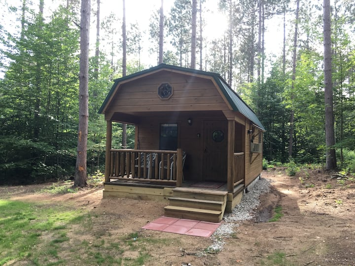 Peaceful Pines Tiny House