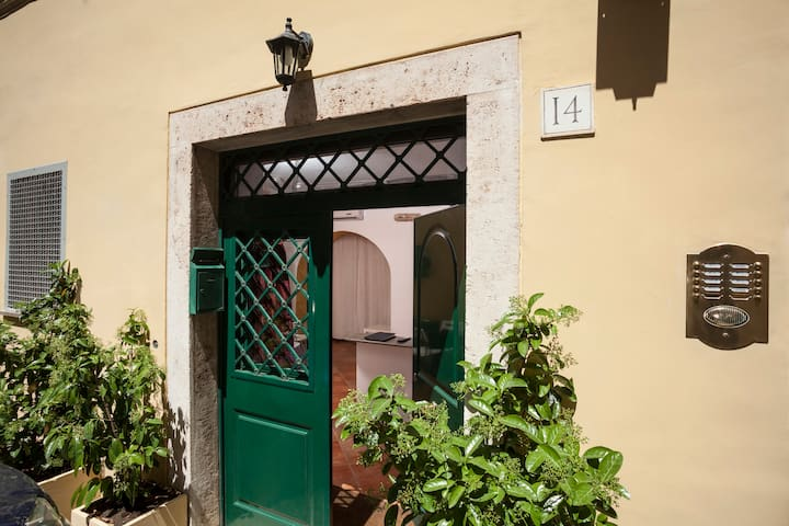 Trastevere loft - Roma - House