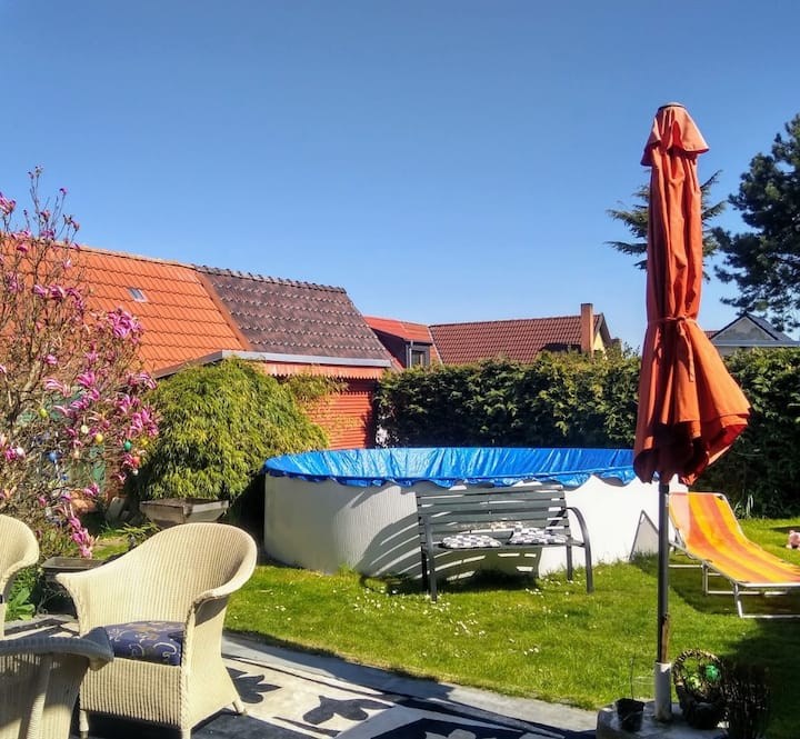 Gemütliche Unterkunft nahe Stadtzentrum Stralsund