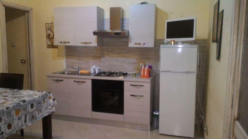 ACCOGLIENTE APPARTAMENTO VICINOMARE - Trapani - Apartmen