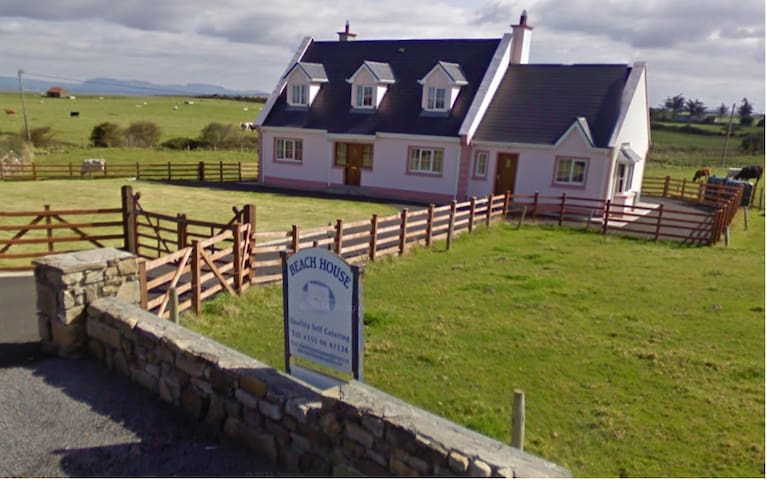 Annex of Beach House Aughris Sligo - Templeboy - Appartement
