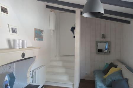 Studio de charme en plein coeur de La Rochelle