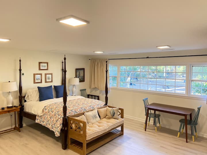 Charming Suite with Marsh Views