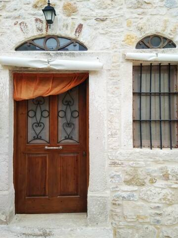 Traditional Stone House, Kalamoti, CHIOS