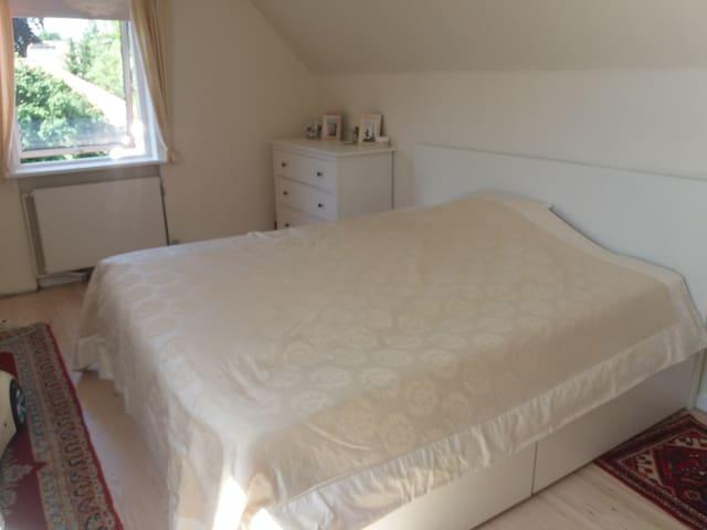 Nice bedroom, 5 min to TINDERBOX, 10 min OUH/SDU
