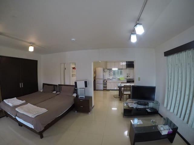 Condominium Ceaser Nakijin 202