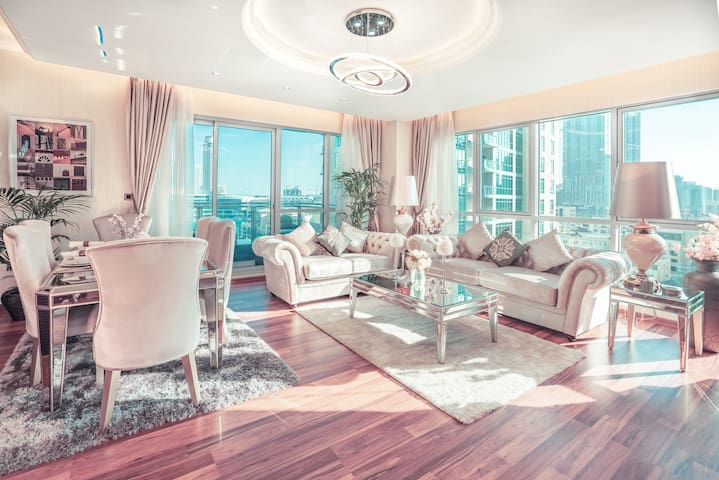 Elite Royal Apartment | Burj Khalifa view | 3 Beds