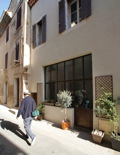Location loft a cucuron
