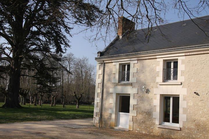Maison au cœur des Châteaux de la Loire - 4 pers
