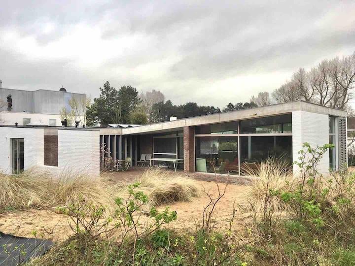 200m² gelijkvloerse villa in Nieuwpoort-Bad Simli