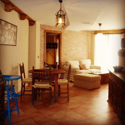 CASA RURAL REBOLLARES I - Piedralaves - Appartement