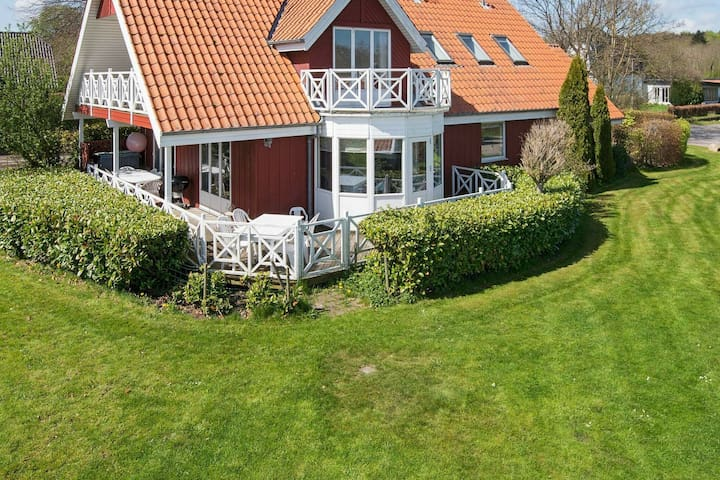Cozy Holiday Home with Large Garden in Haderslev