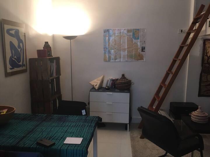 Studio Paris 13eme proche Rer C et ligne 14