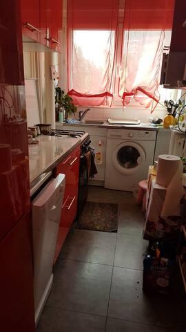 logement en couleur