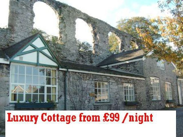 Luxury Cottage 2 Bedroom in Centre of N. WALES - Denbigh - Ev