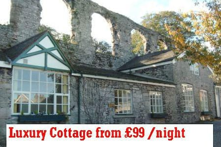 Luxury Cottage 2 Bedroom in Centre of N. WALES - Denbigh - บ้าน
