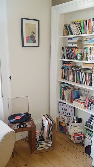 Borrow books and enjoy our records