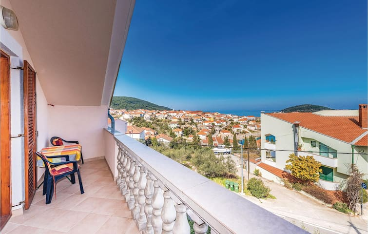 Holiday apartment with 2 bedrooms on 44m² in Kali