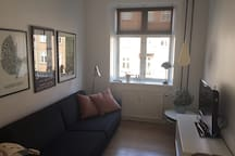 Lovely and bright apartment in cozy Nørrebro