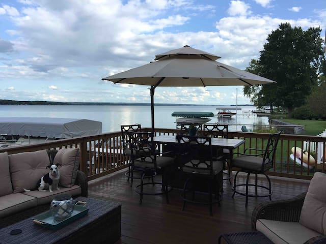 Cayuga Lake Home Owner Hosted - 1
