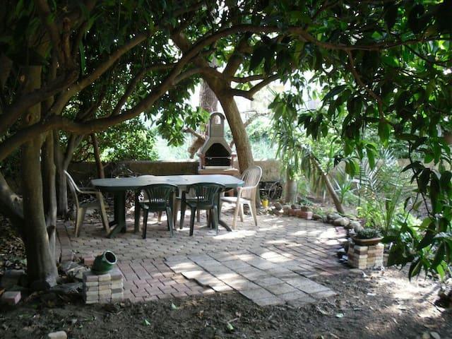 Studette,bastia,jardin,plage à 3mn - Bastia - Appartement