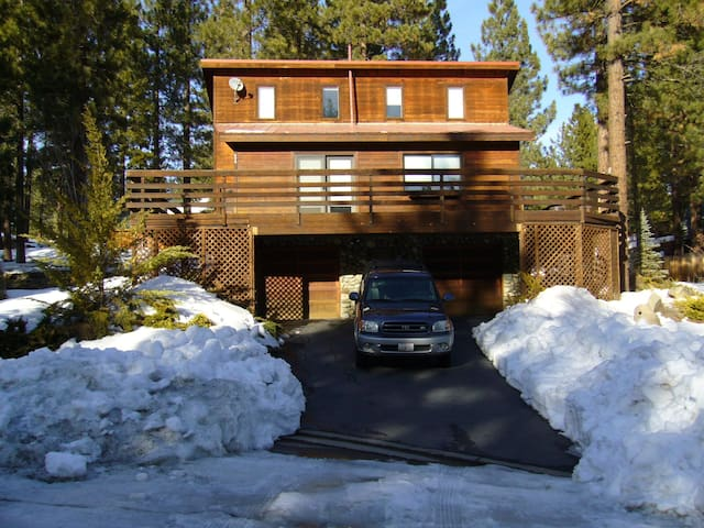Feather River and Multiple Lakes Region Retreat - Portola - House