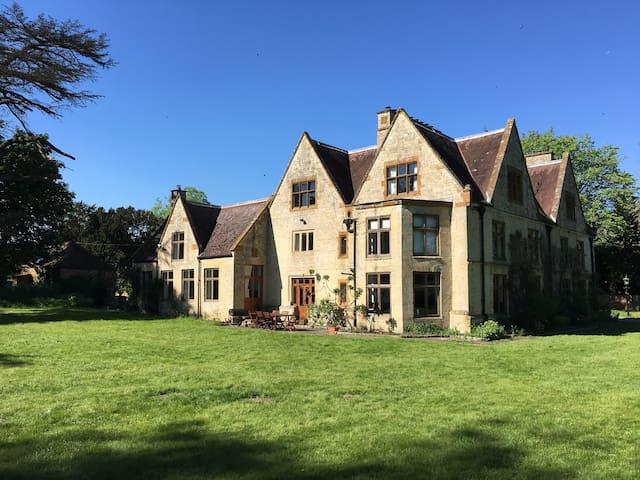 Glorious 16th Century Manor House