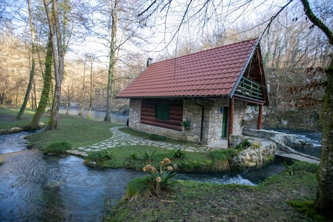 Bistrica Cottage ~in balance with nature~