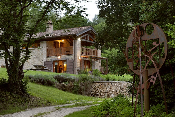 The Music Country House tra Asolo e Monte Grappa