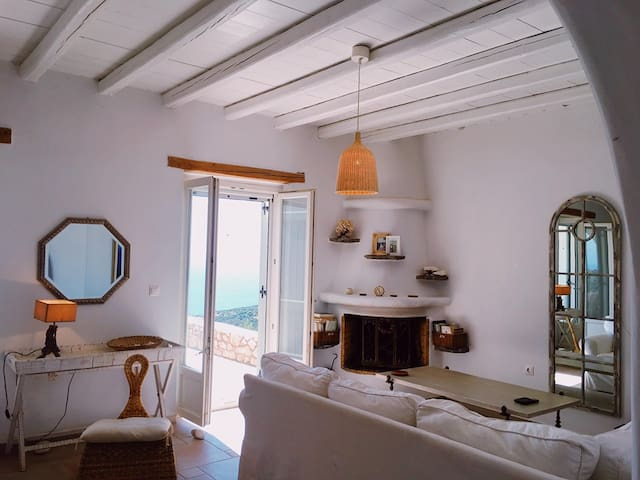 Paros Maisonette with the most beautiful view!