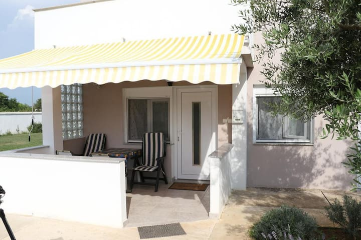 One bedroom apartment with terrace Zaton, Zadar (A-17268-d)