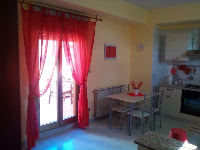 Appartamento M. Regis - Milazzo - Leilighet