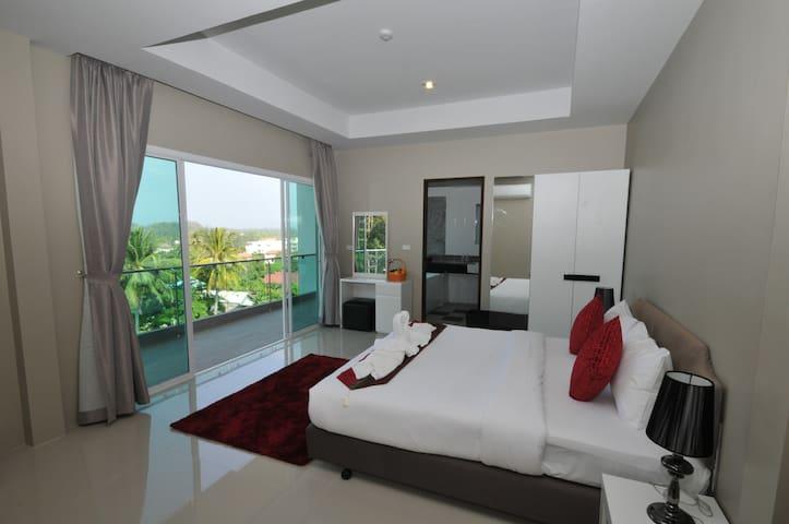 Penthouse Suite in Surin Beach, Phuket